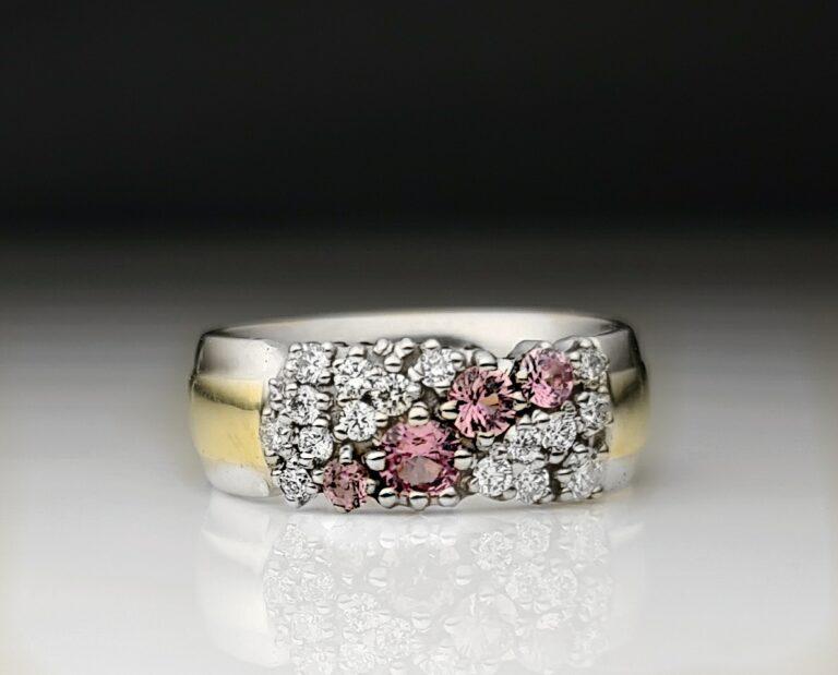 Omille timanteille ja aviomiehen sormukselle uusi elämä